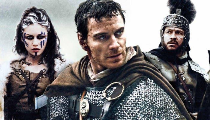 Película sobre el Imperio Romano