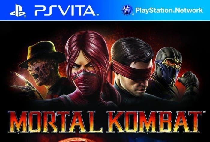 Juego de lucha para PS Vita