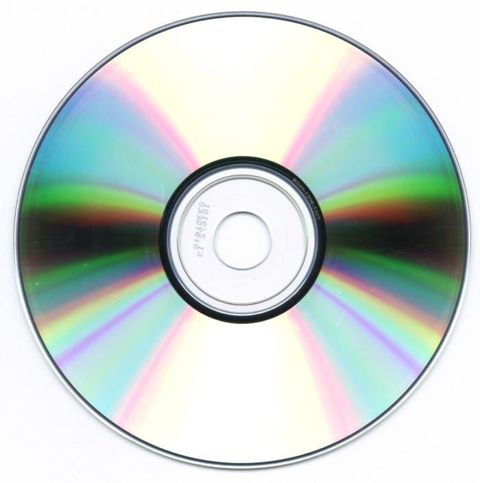 Imagen de un DVD