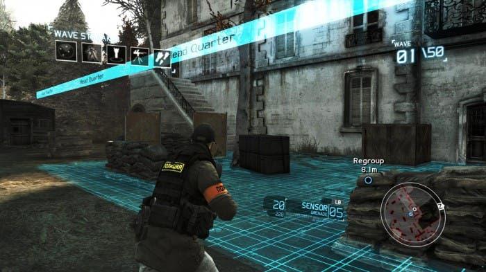 Gameplay de Future Soldier