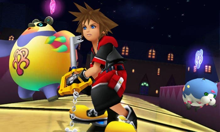 Kingdom Hearts 3DS gameplay (2)
