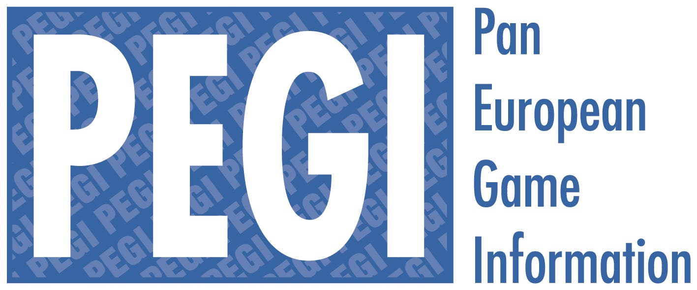 Logotipo del código PEGI