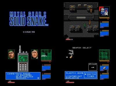Las Mejores Sagas: Metal Gear