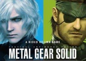 Metal Gear Solid 2 y 3