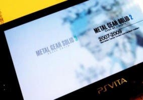 MGS HD Collection PS Vita