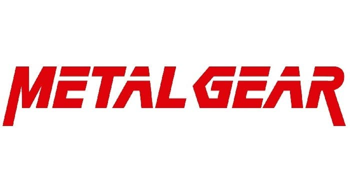 Metal Gear logo