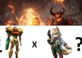 Metroid x Starfox y Unreal Engine 4