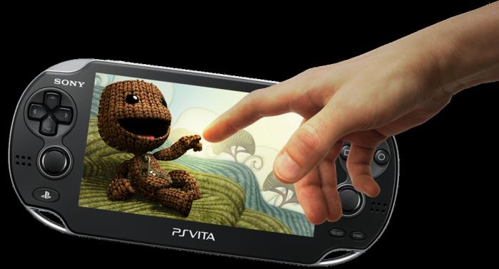 Sack Boy en PS Vita