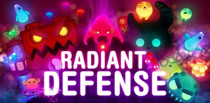 Carátula de Radiant Defense