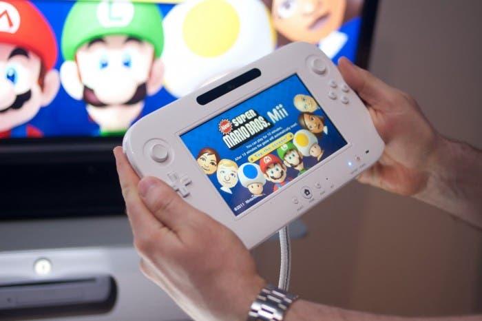 Wii U Super Mario