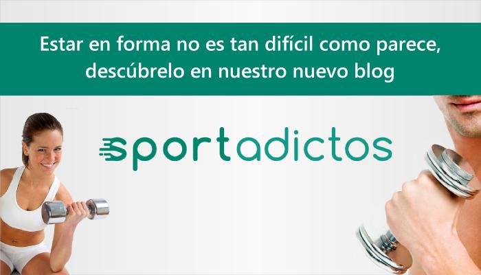 En Difoosion presentamos SportAdictos, nuestro nuevo blog sobre entrenamiento personal, fitness y todo tipo de deporte