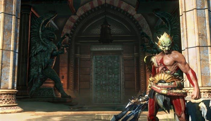 Vídeo presentación del multiplayer de GOW