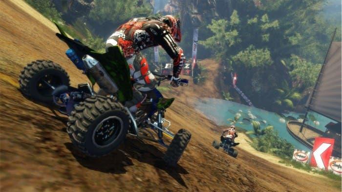 Mad Riders es un juego de carreras de quads