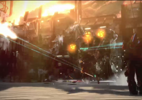 Escenario Dead Space 3