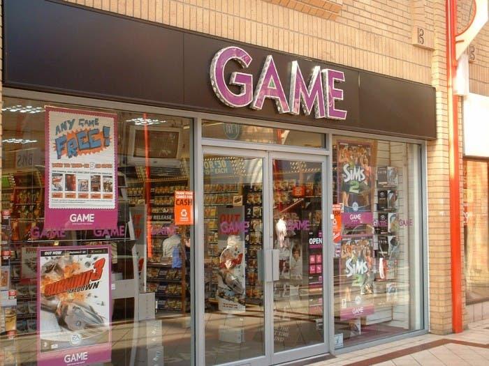 Foto de tienda GAME