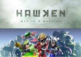 Hawken y Project P-100