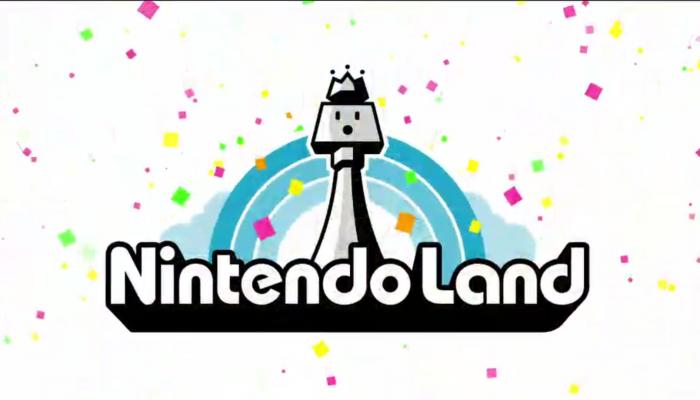 NintendoLand para Wii U