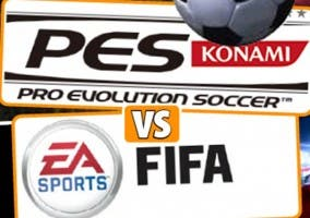 Rivalidad PES vs FIFA