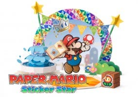 3DS Sticker Star