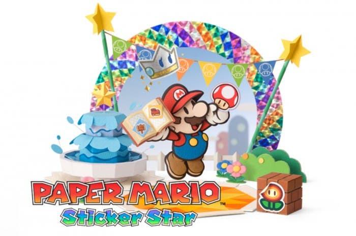3DS Sticker Star