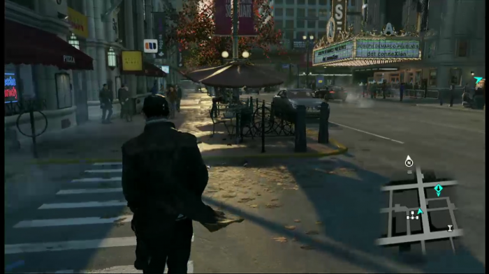 Watch Dogs E3 2012 ubisoft