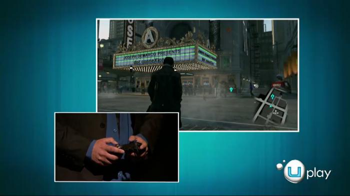 Watch dogs E3 Ubisoft
