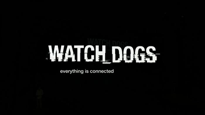 Titulo Watch dogs E3