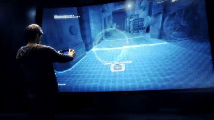 La pantalla táctil del mando será una parte más de nuestro equipo