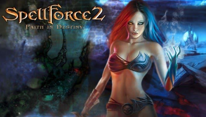 Expansión de SpellForce 2