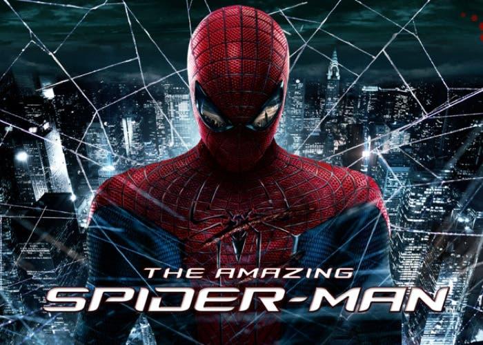 Pantalla inicial de Amazing Spiderman para iOS