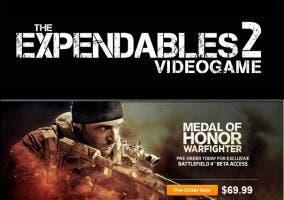 Los Mercenarios 2 y Battlefield 4