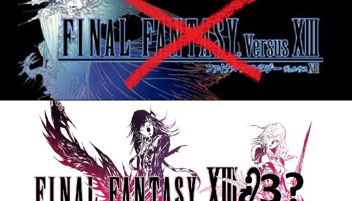 Rumores Final Fantasy XIII versus y XIII-3