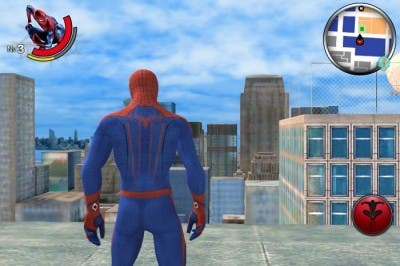 Imagen de Amazing Spiderman en iOS