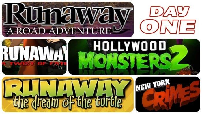 Algunos juegos de Péndulo Studios