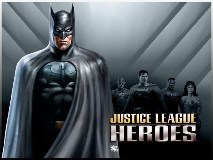 Batman encabeza este grupo de superhéroes