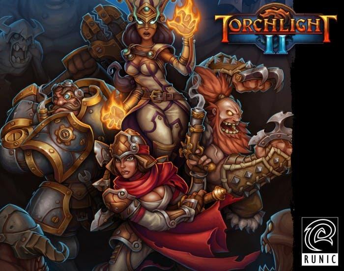 El nuevo Torchlight incluye modo cooperativo