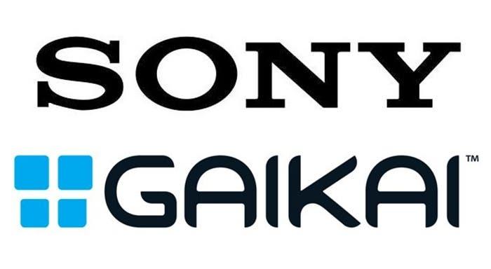Logos de Sony y Gaikai