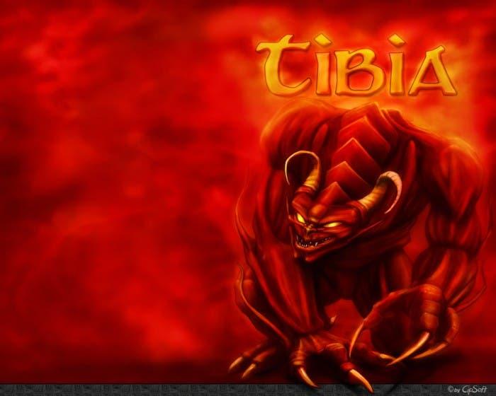 Demonio Tibia