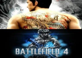 Yakuza HD y Battlefield 4