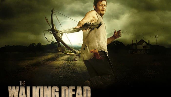 Protagonista shooter The Walking Dead
