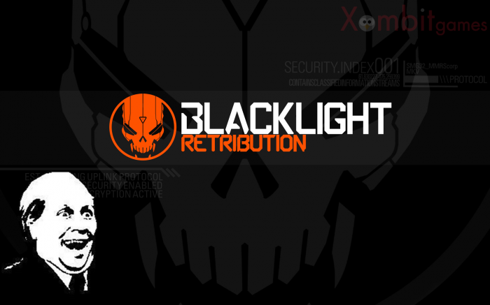 titulo its free black light retribution