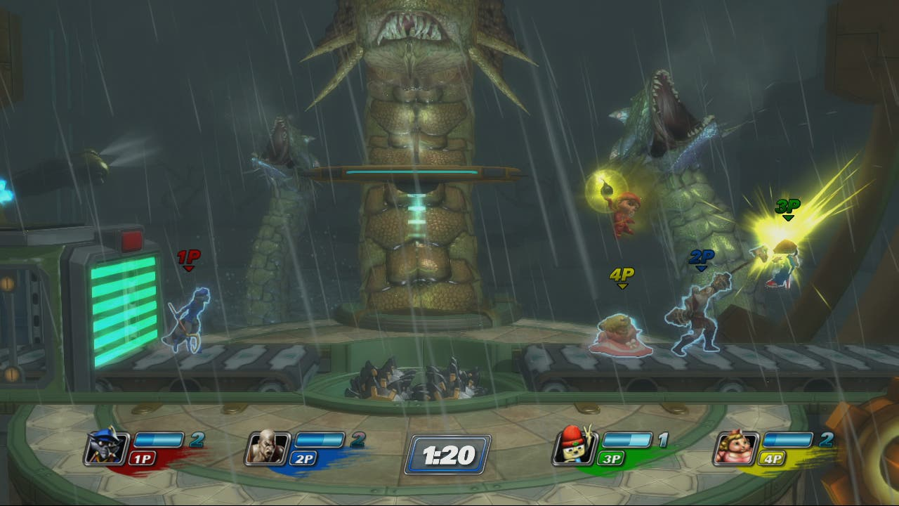 7dbc893e938b6 Se acercan dos grandes: LittleBigPlanet para PS Vita y PlayStation All-Stars  Battle Royale