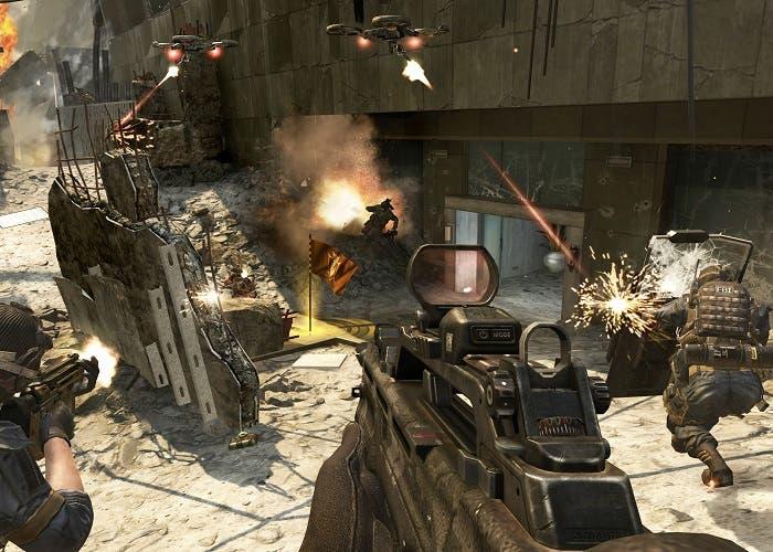 Call of Duty: Black Ops 2 Multijugador