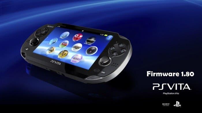 PS Vita 1.80