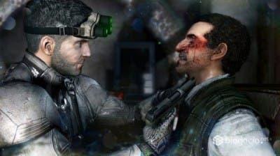 Splinter Cell Black List Escena del juego
