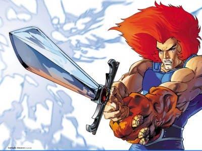Thunder  Games on Thundercats  Boceto    Xombit Games