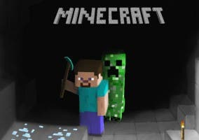 Minecraft creeper diamanate