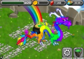 Dragón Arcoiris
