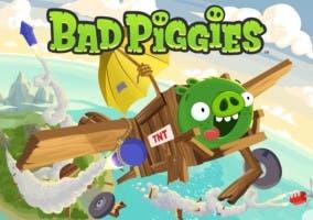 Bad Piggies portada