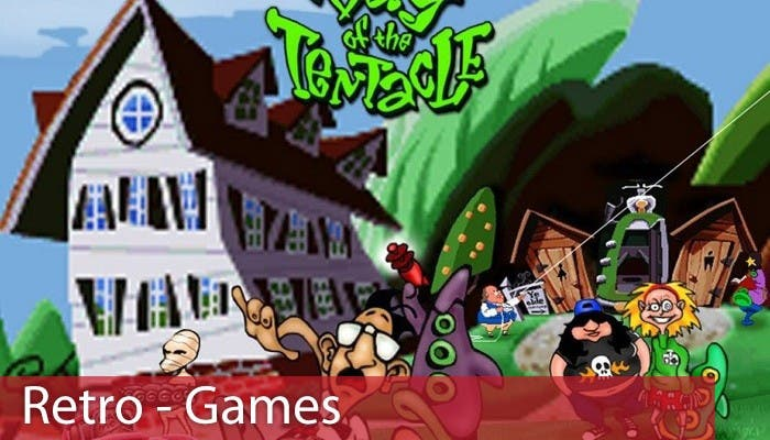 Maniac Mansion 2: Day of the tentacle